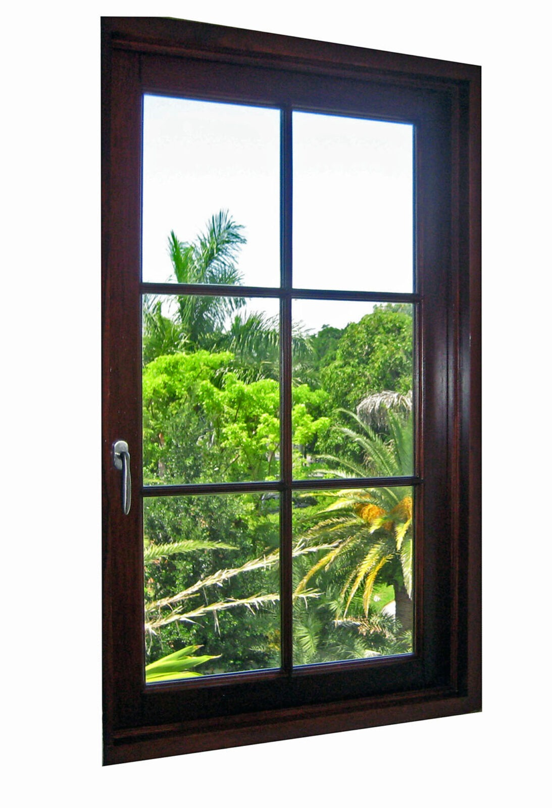 CORAL GABLES ESTATES MAHOGANY WINDOWS