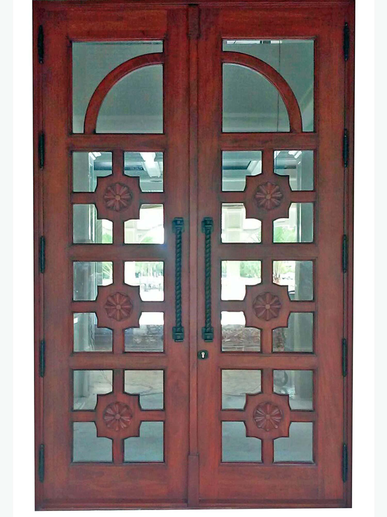 Fiorella Mahogany Doors
