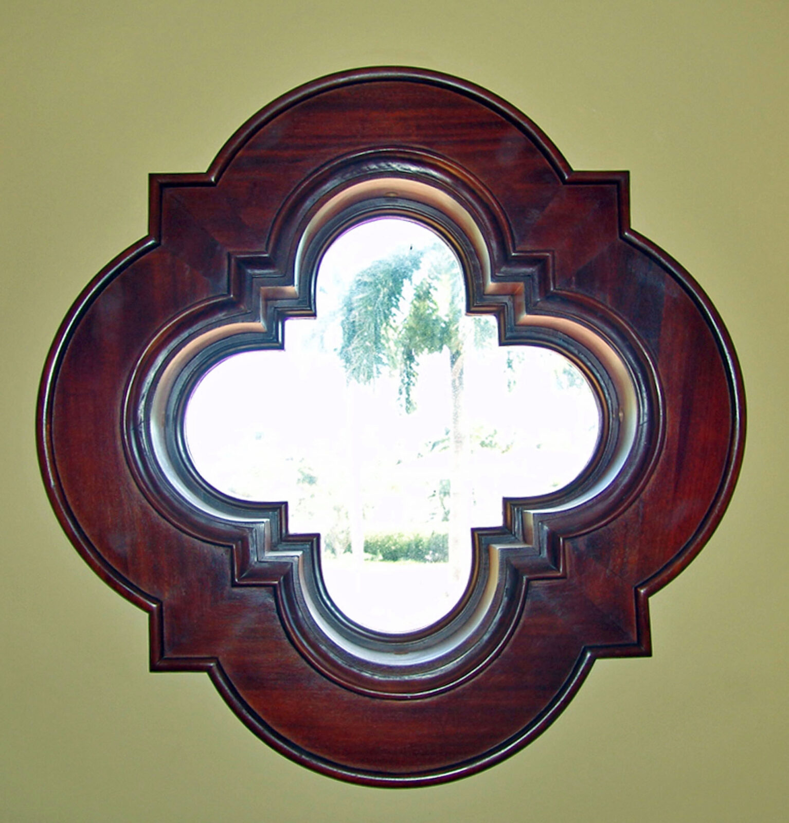 NURMI ISLAND FLORENTINE WINDOW