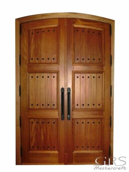 SARASOTA MAHOGANY EXTERIOR DOOR