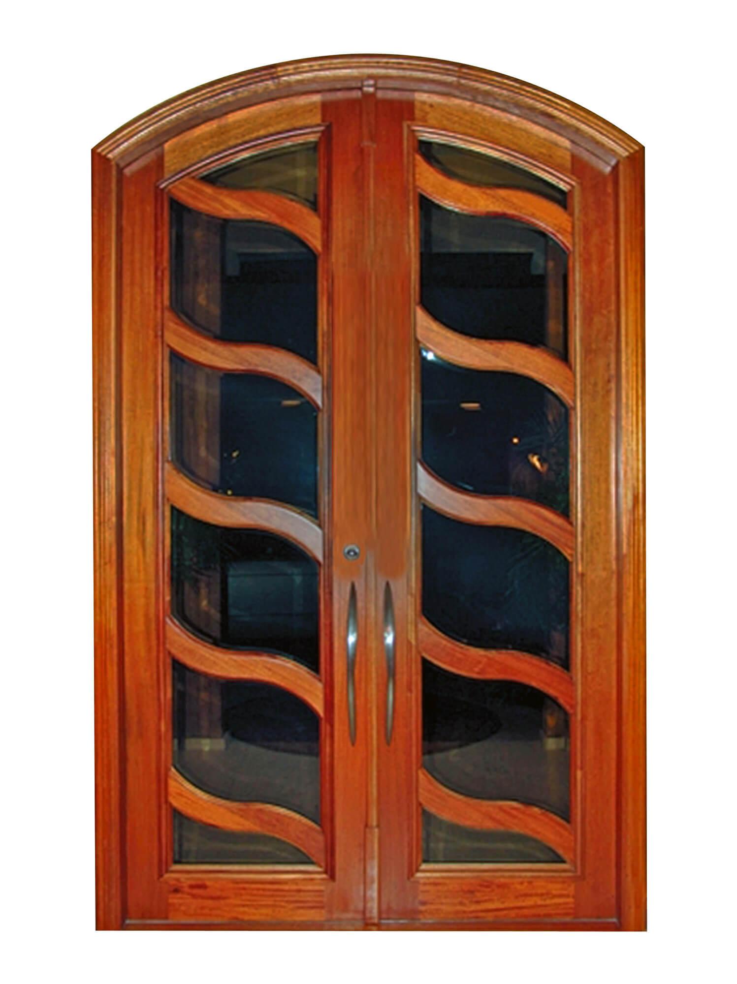 Trinidad Mahogany Doors Bellini Mastercraft
