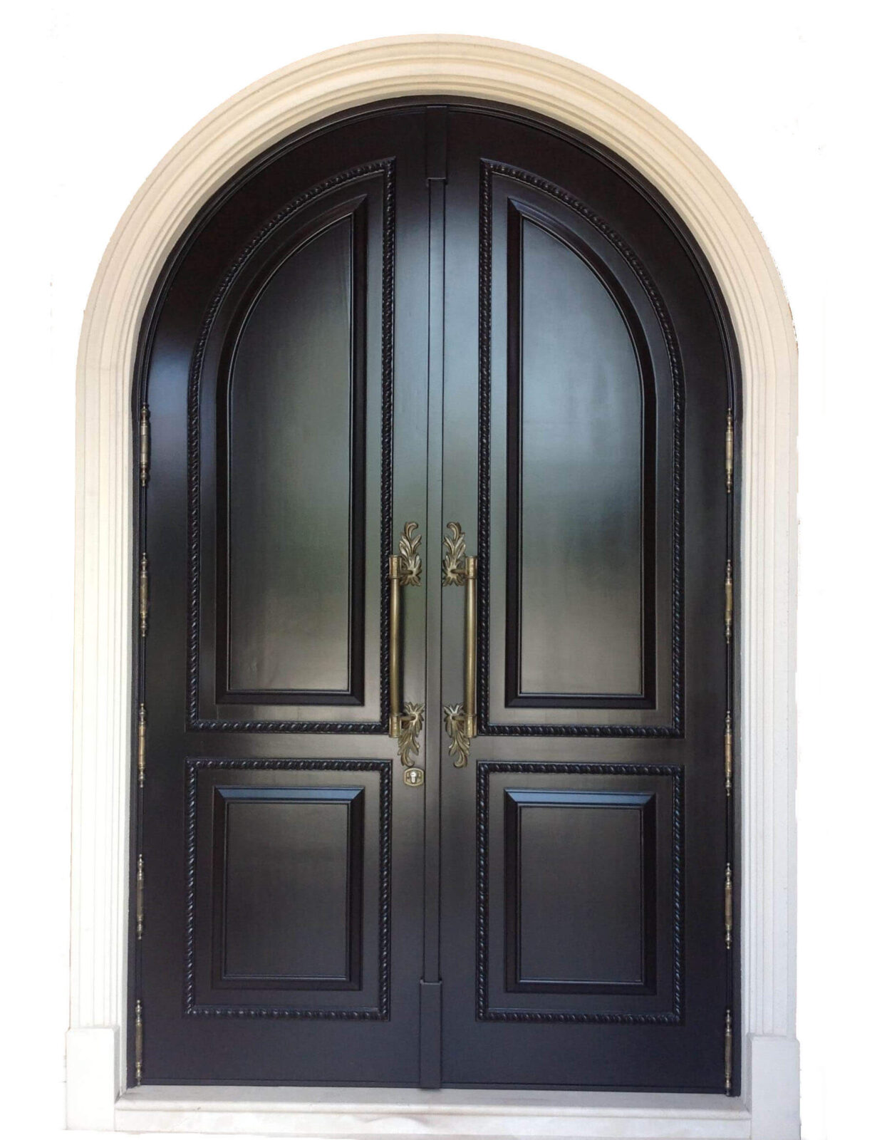 ALLISON ISLAND MAHOGANY ENTRY DOOR
