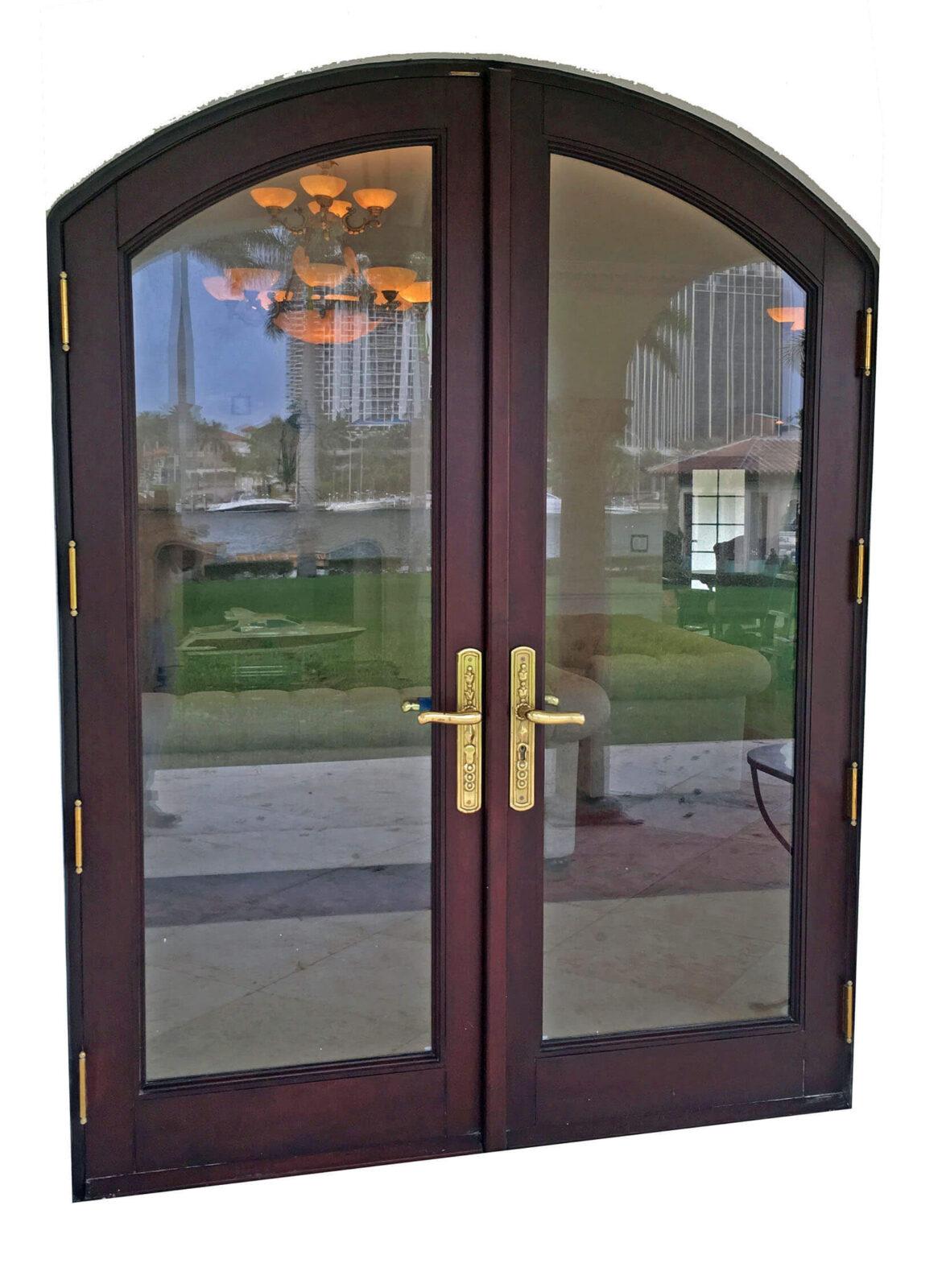 MIAMI BEACH FRENCH DOORS.