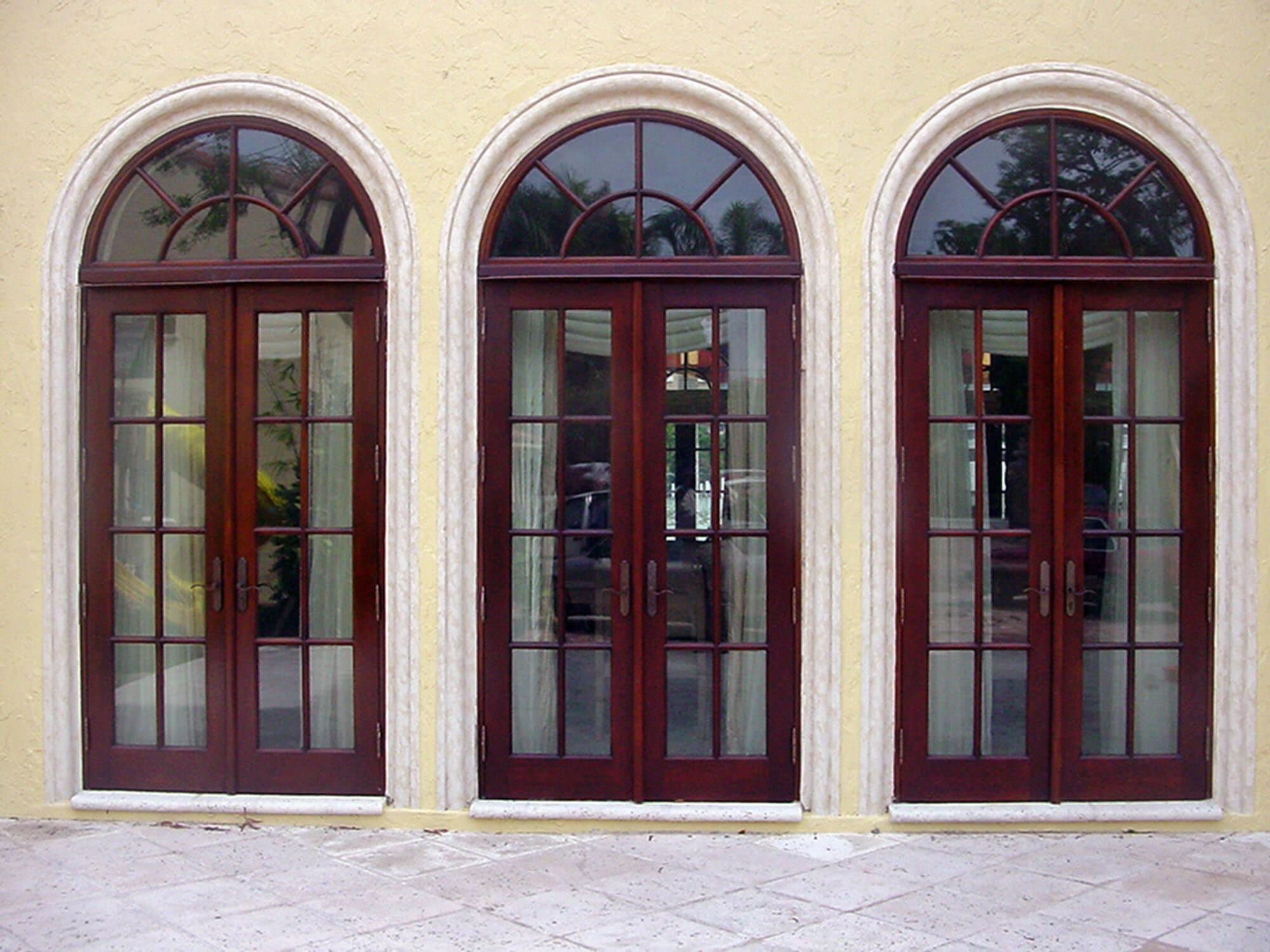 PINE TREE PATIO DOORS.