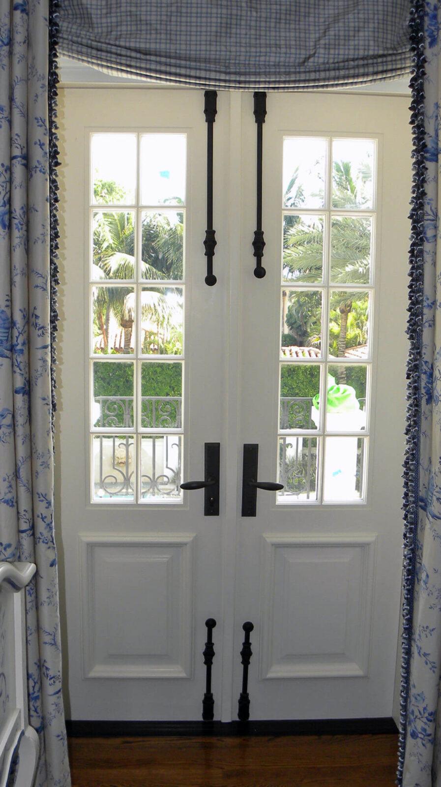 VENADO PALM BEACH FRENCH DOOR.