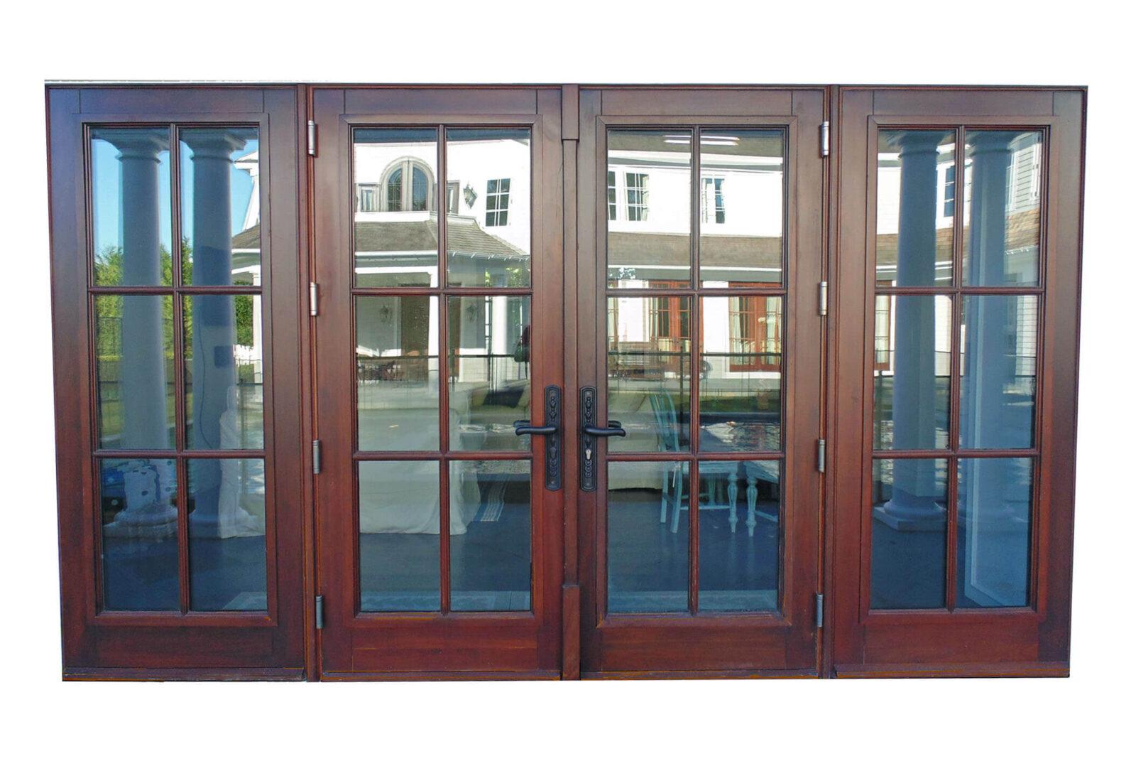 BRIDGEHAMPTON PATIO FRENCH DOORS.