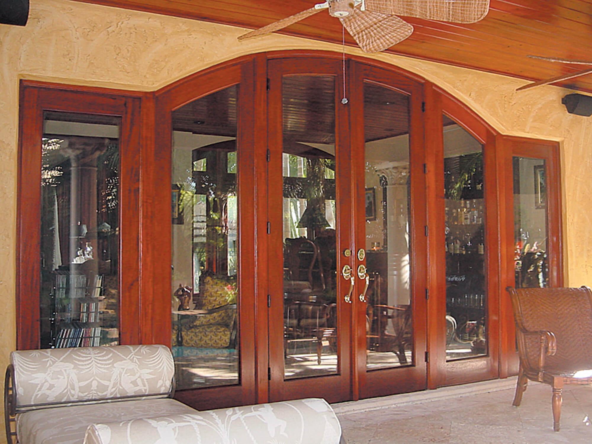 COCONUT GROVE DOORS.