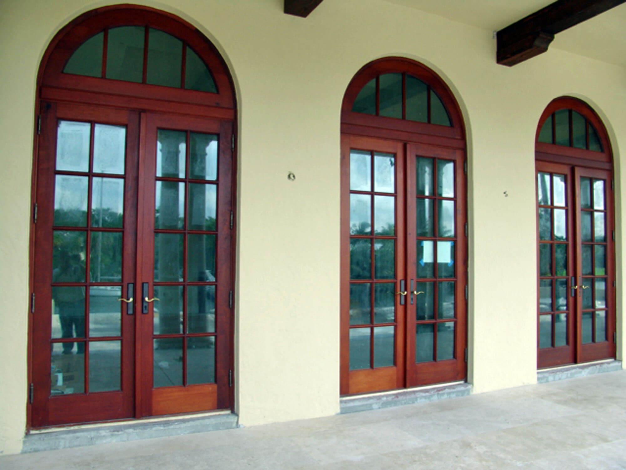 GABLES ESTATES PATIO DOORS.