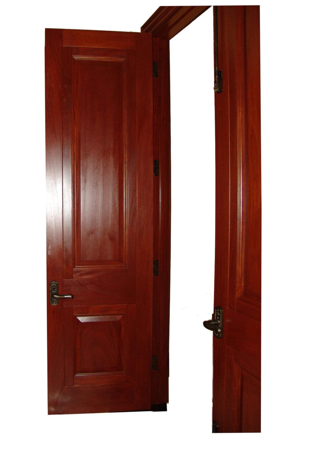 JUPITER MAHOGANY INTERIOR DOOR.