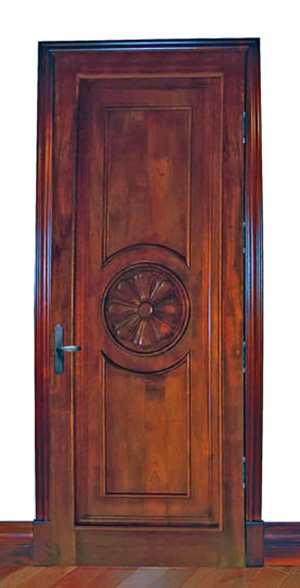 MEDALLION DOOR.