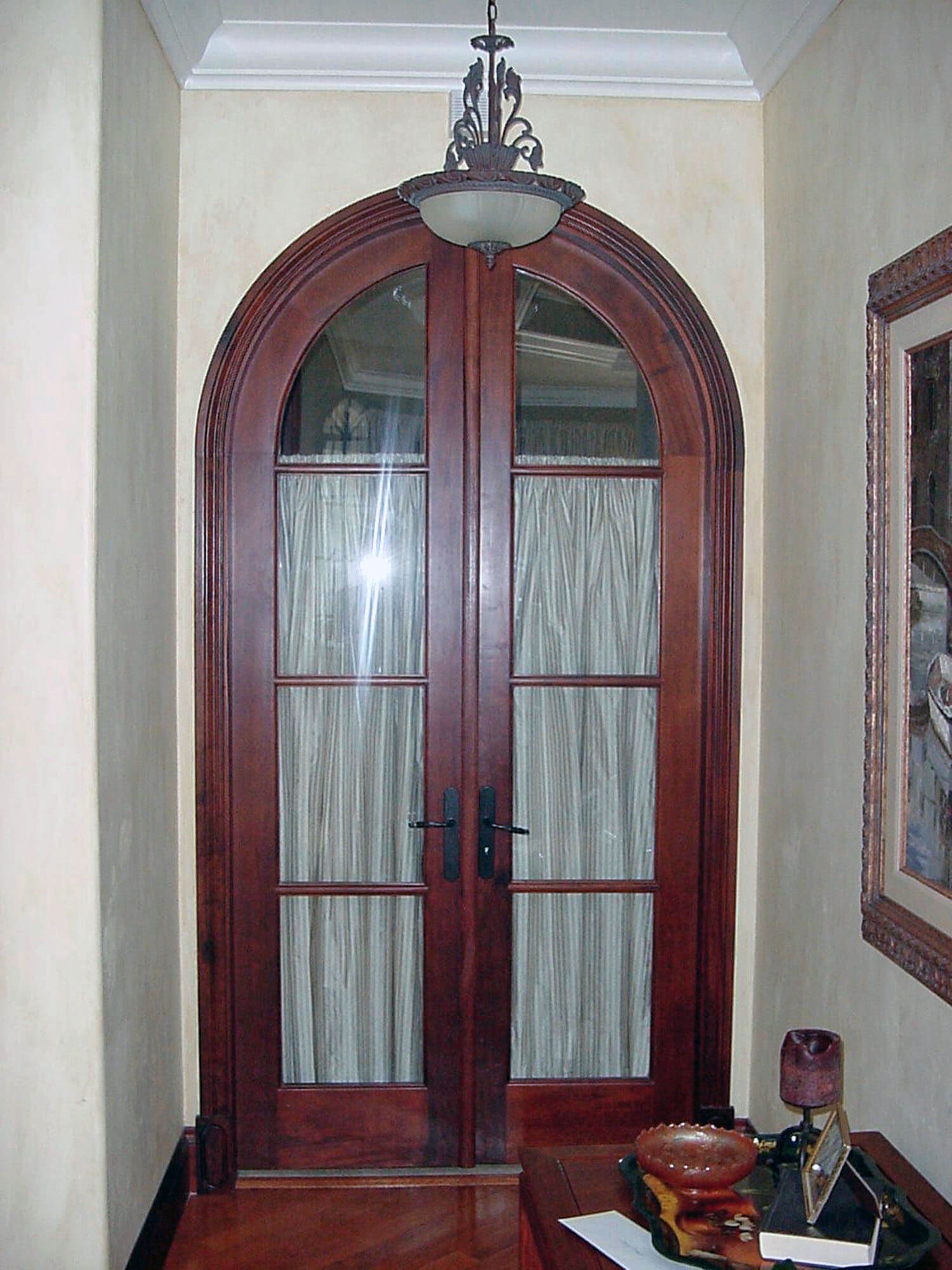 VICTORIA TRADITIONAL FRENCH DOOR.