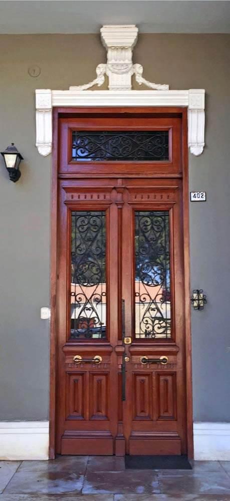 BARRANCO DOOR.