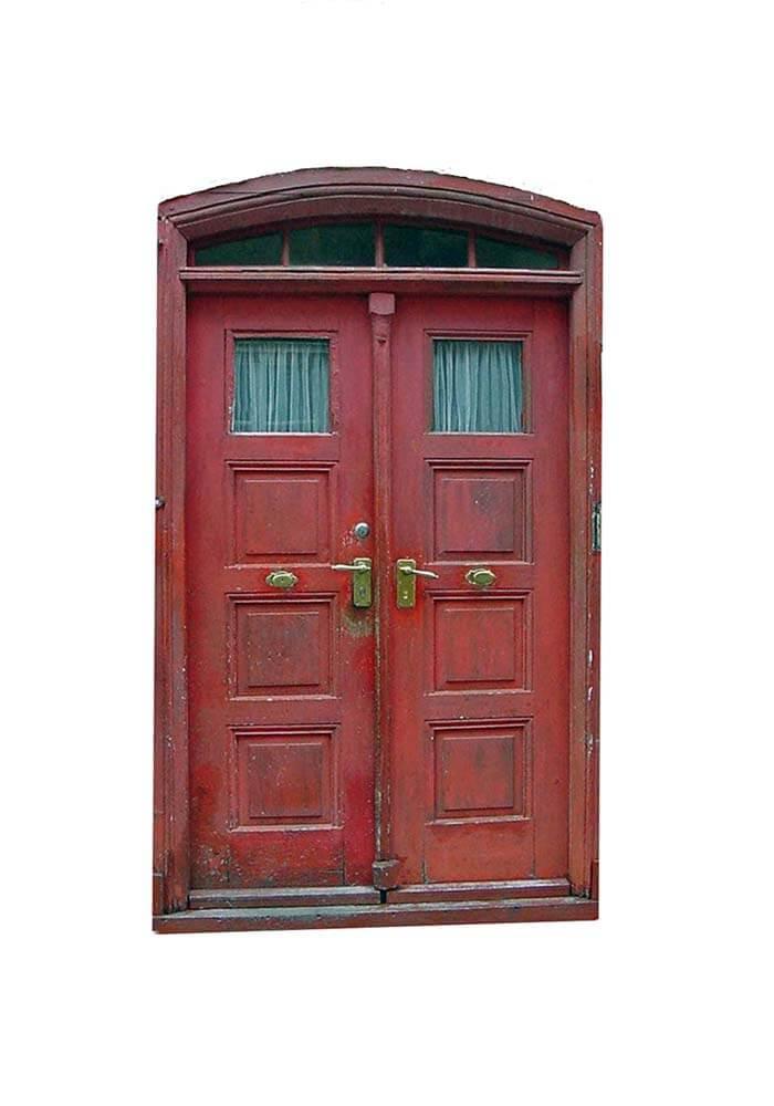 BAVARIA ENTRANCE DOOR.