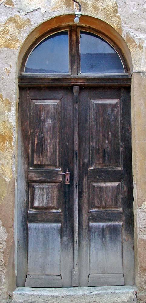 13 CENTURY DOOR BAVARIA.