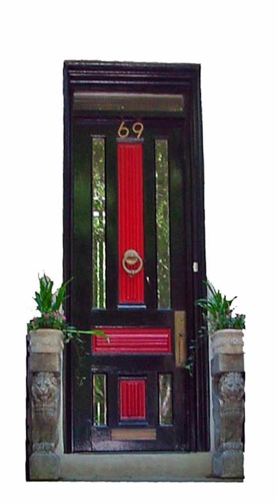 CHICAGO FRONT DOOR.