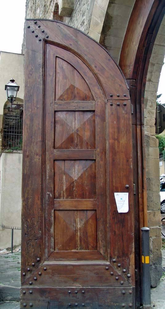 FLORENCE GATE DOORS.