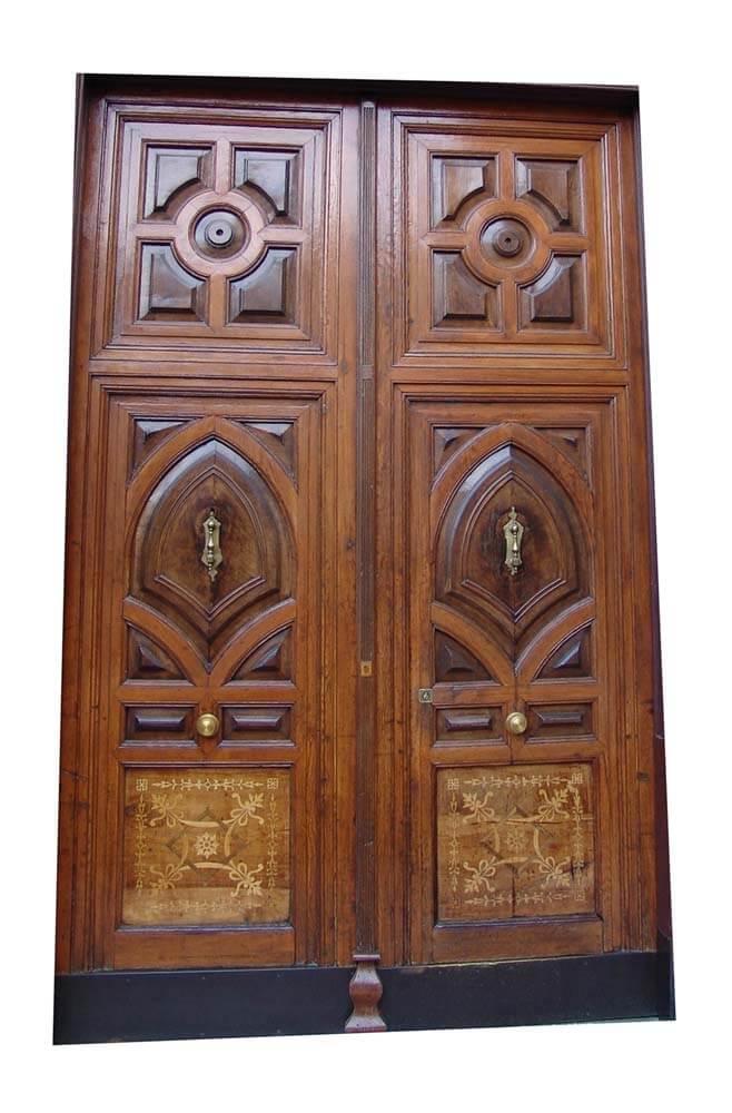 MADRID ARCHITECTURAL DOORS.