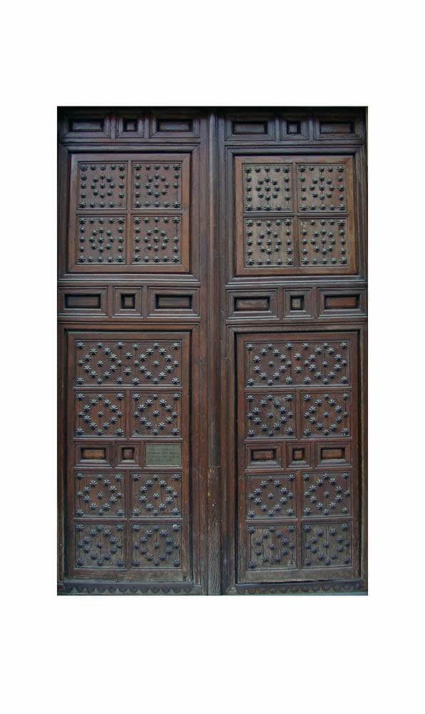 MADRID DOUBLE ENTRANCE DOORS.
