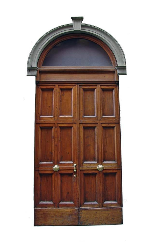 MADRID ENTRY DOOR.