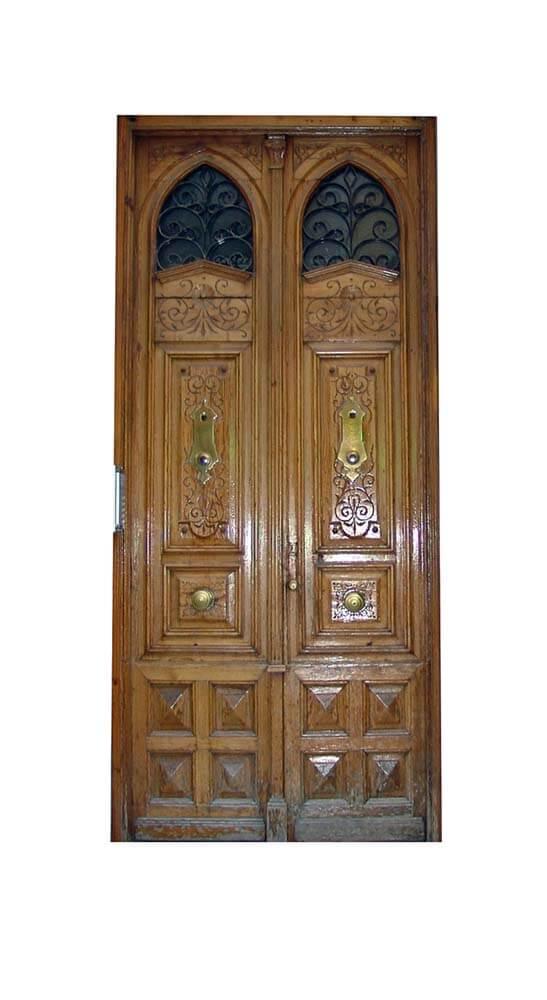 MADRID FRONT DOORS.