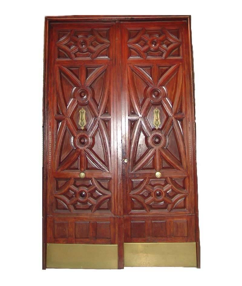 MADRIS ENTRANCE DOORS.