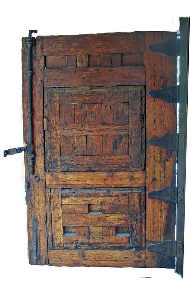 MOORS TOLEDO DOOR.