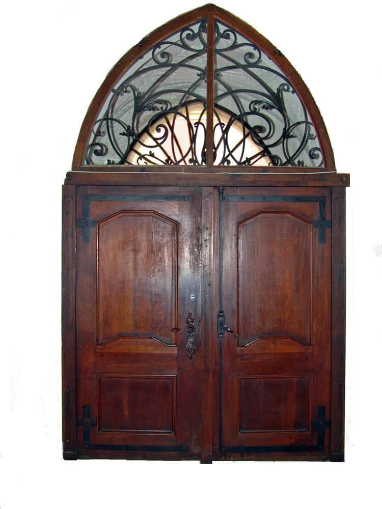 OETTINGEN CHURCH DOOR.