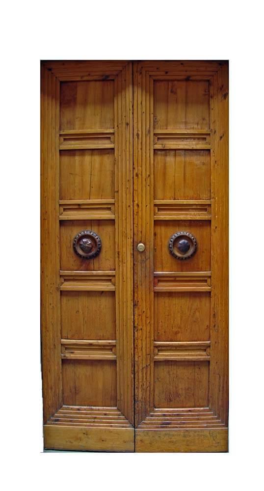 PISA ENTRY DOOR.