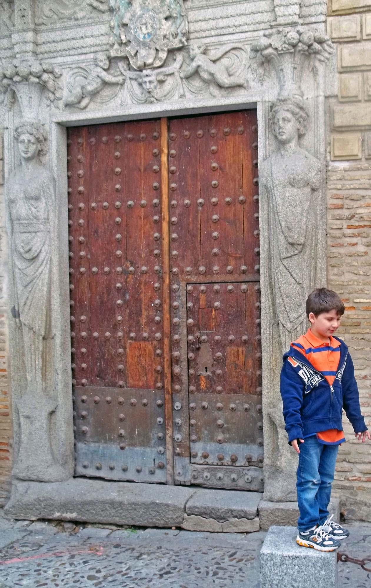 TOLEDO GATE DOOR.
