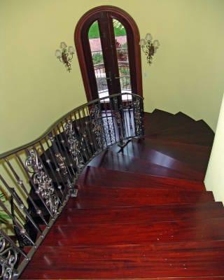 Wood Floors & Stairs